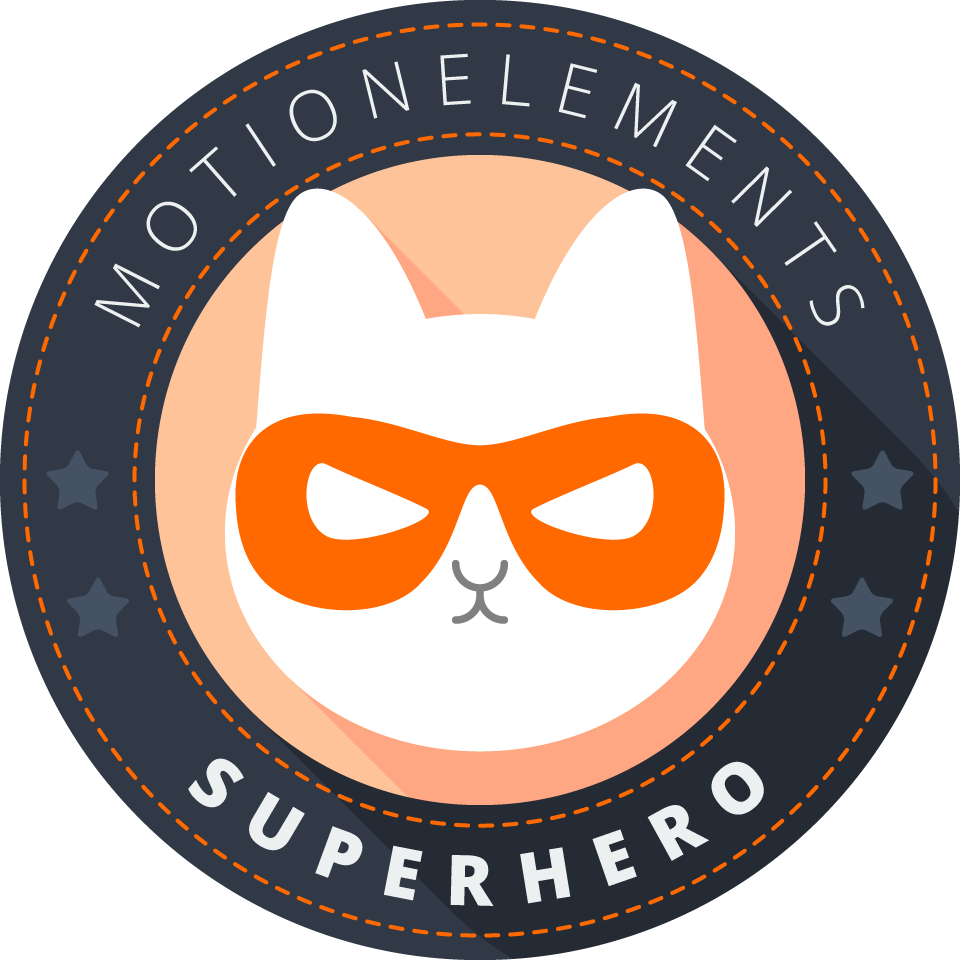 MotionElements SuperHero