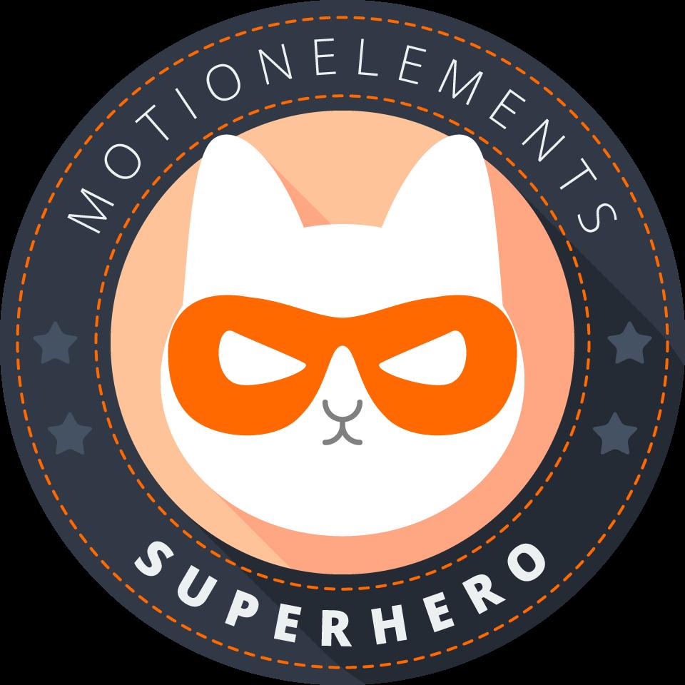 MotionElements SuperHero