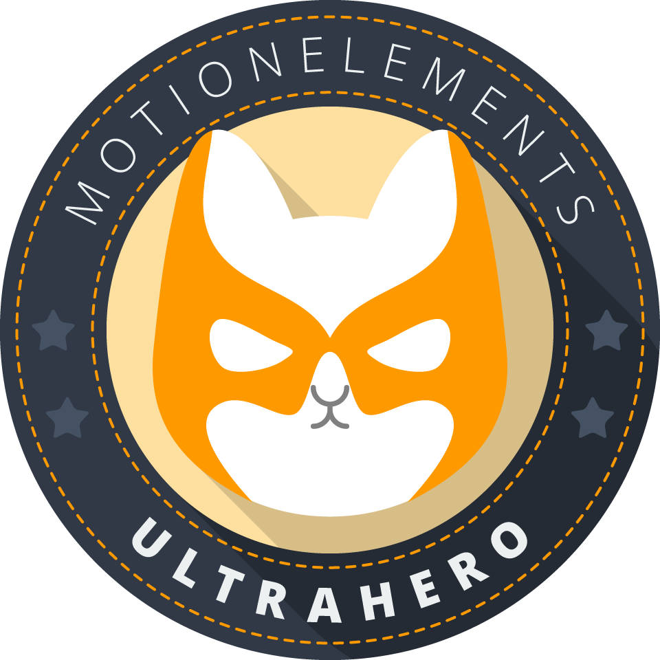 MotionElements UltraHero