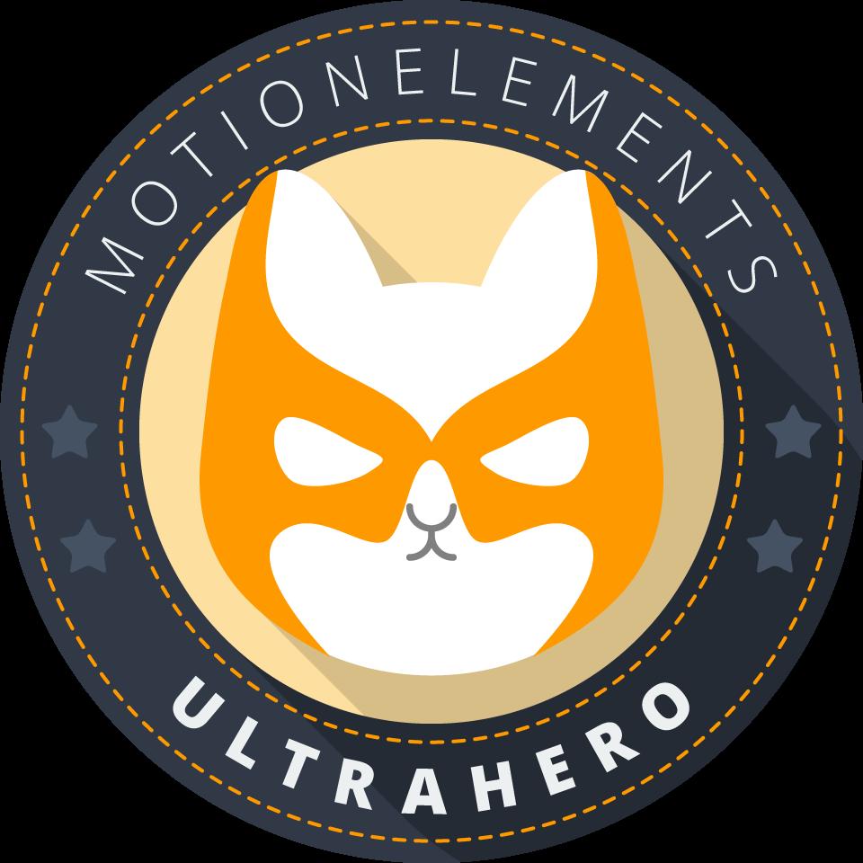 MotionElements UltraHero
